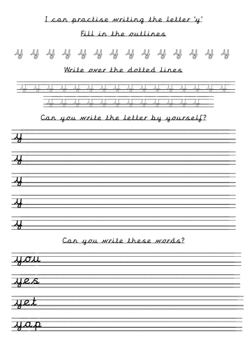 handwriting sheets a t lead in lines pre cursive by uk teaching resources tes. Black Bedroom Furniture Sets. Home Design Ideas