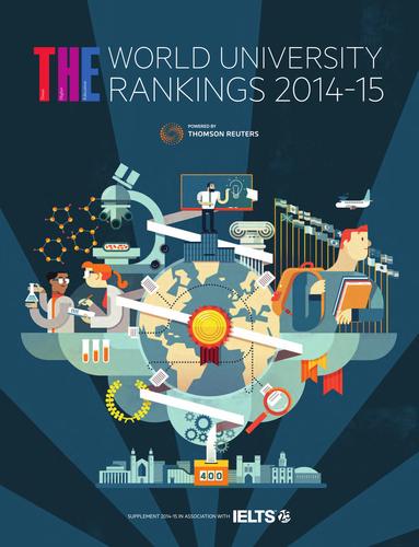 THE World University Rankings 2014-15 Supplement