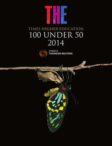 THE 100 Under 50 Supplement 2014