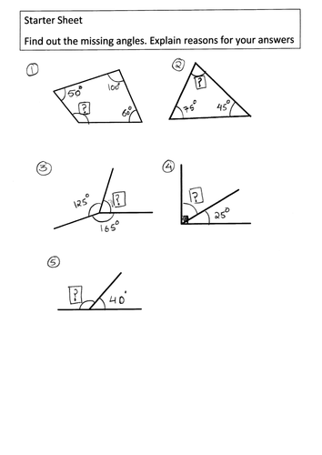 Solving Equations Garde C
