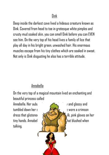 Essay good character