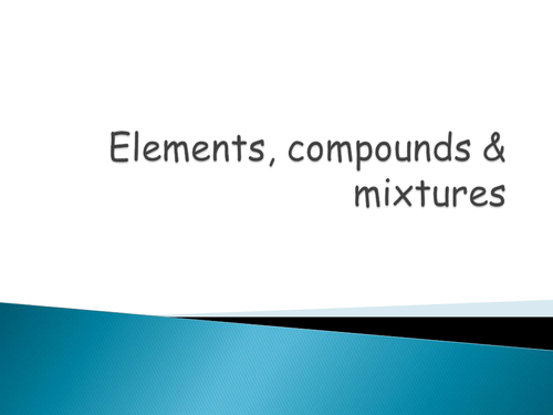 Elements compounds and mixtures worksheet by lewistull Teaching – Elements Compounds Mixtures Worksheet