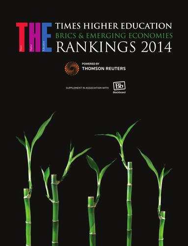 THE BRICS and Emerging Economies Rankings 2014