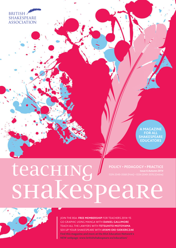 Teaching Shakespeare: issue 6