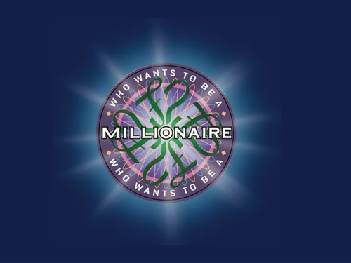 Algebra - Who wants to be a millionaire?
