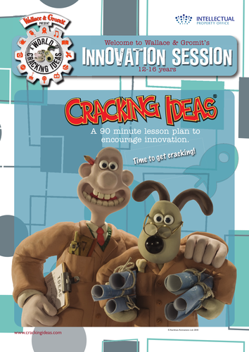 Wallace & Gromit Innovation Session
