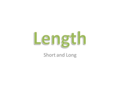 Caterpillars short and long