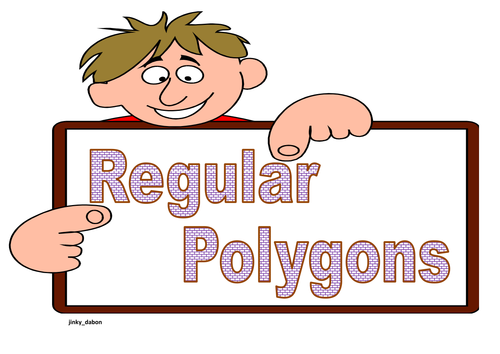 Regular Polygons and their Properties