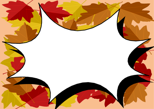 Autumn themed writing paper by anncarcat teaching for Themed printer paper
