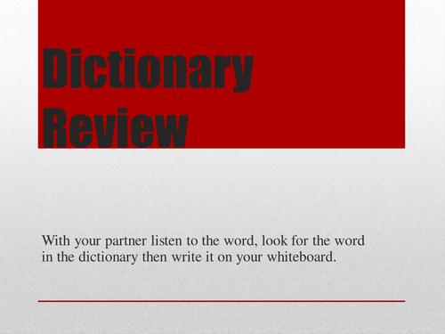 Imagine It (2008) Unit 8 Lessons 6-10 Dictionary