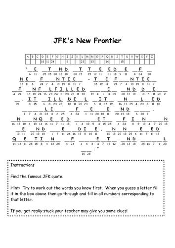 JFK New Frontier