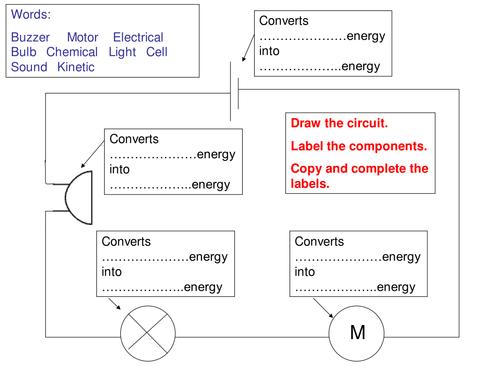 Circuit starter
