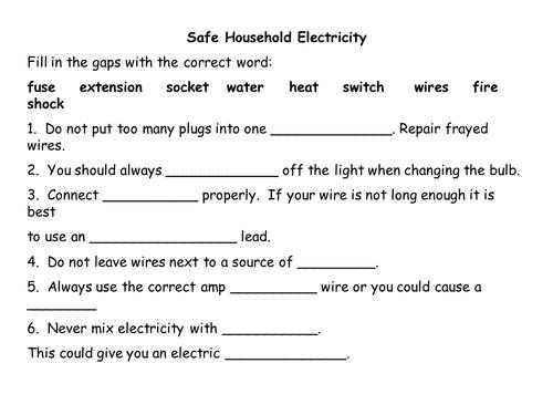 Safety starter