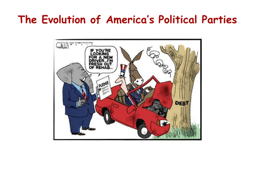 Review on the Evolution of Parties