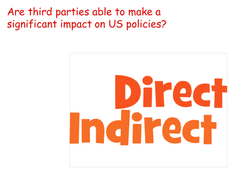 Party Decline PowerPoint centered in  1968