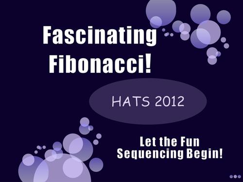 Fascinating Fibonacci: mathematical sequences