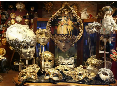 Masks; examples to inspire  mask making