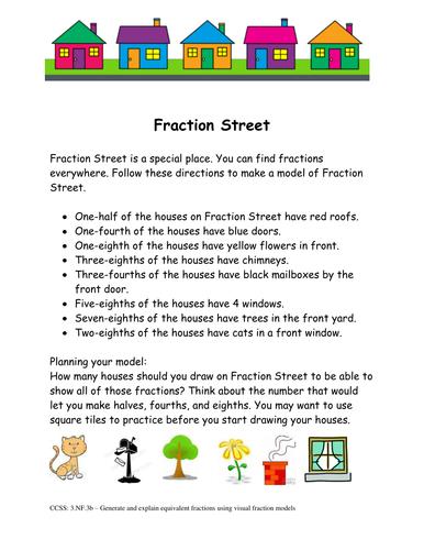 Fraction Street