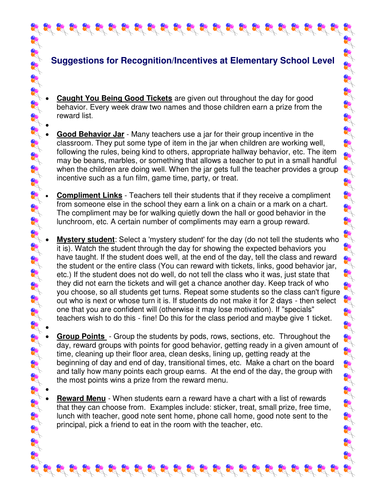 Activities to Teach Classroom Rules
