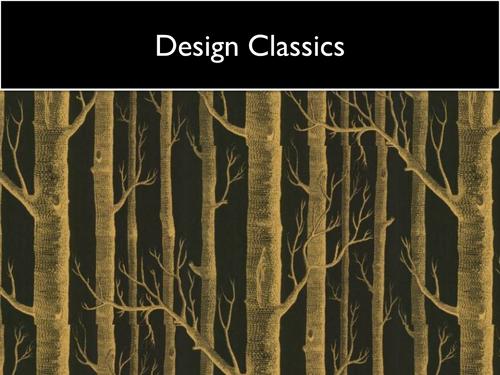 C20th British Design Classics