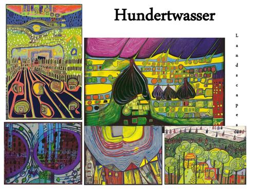 Hundertwasser Picture Resource