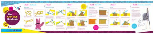 Craft Club Mini-Handbook