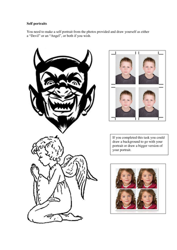 Character portrait (Fun)