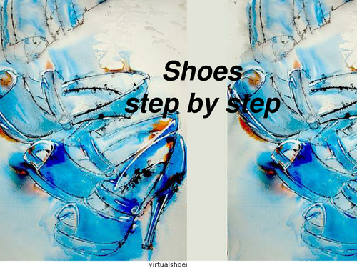 Shoe drawing Project