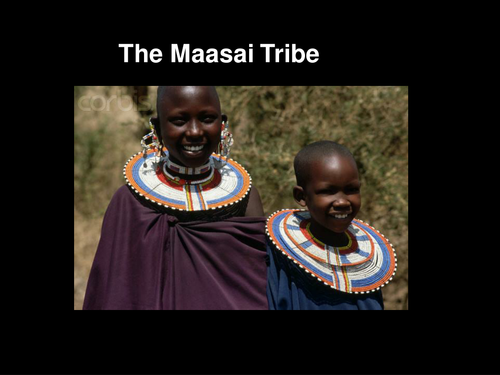 The Maasai Tribe PP
