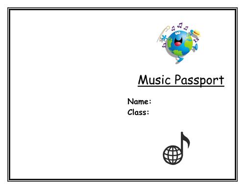 WORLD MUSIC PASSPORT