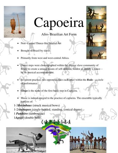 Capoeira Resources