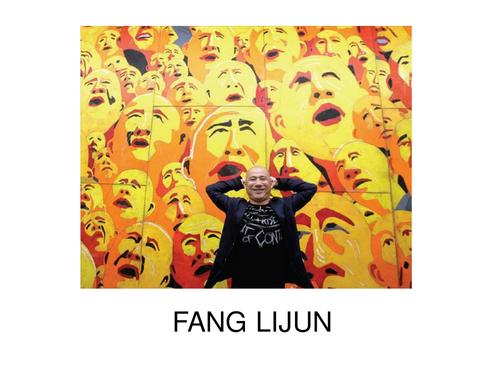 Fang Lijun   Contemporary Chinese Portrait Artist