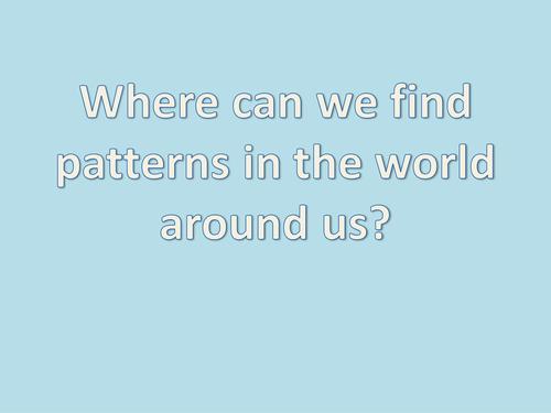 patterns ppt