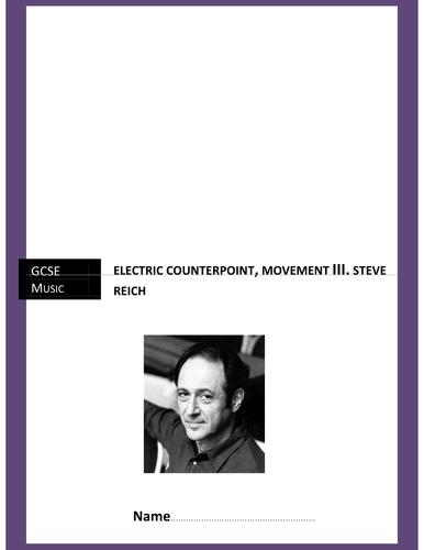 Steve Reich & Minimalism