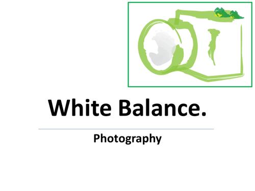White Balance_photography