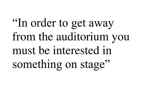 Stanislavski quotes