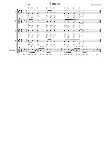Banuwa Ensemble
