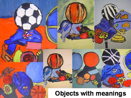 A Collection of Painting Lessons