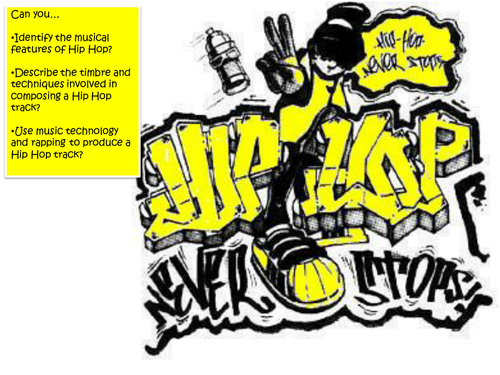 Hip Hop PowerPoint guide