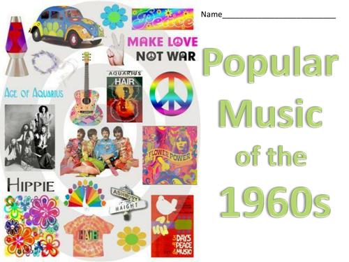 1960s POP music