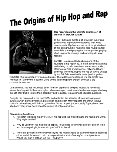 Intro to Rap