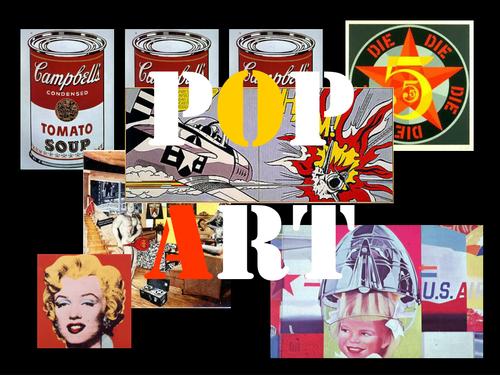 Pop Art Presentation