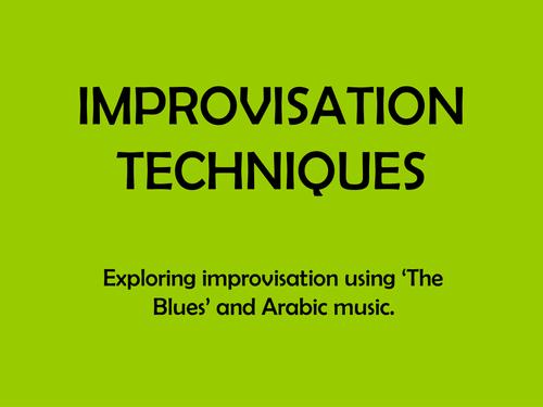 Slide show - The Blues