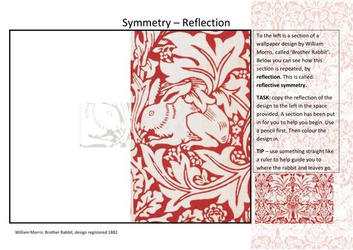 Symmetry - William Morris