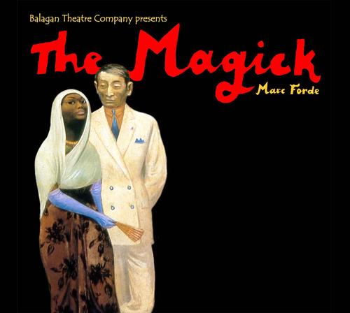 The Magick - an interactive musical CD