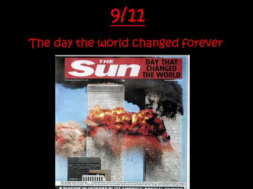 September 11th- Terrorism