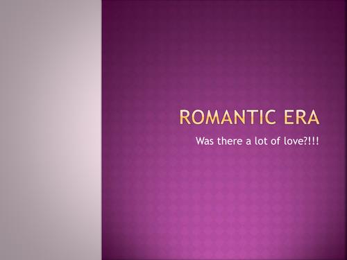 Romantic PowerPoint