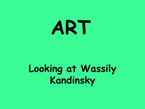 Kandinsky PowerPoint
