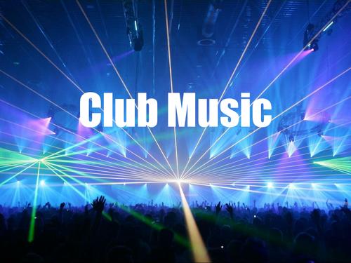 Club Music Presentation
