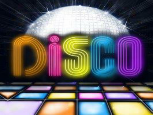 Disco Dancing PowerPoint Presentation